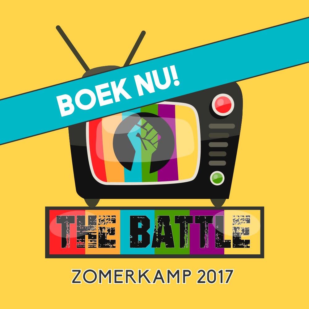 Boek nu - Zomerkamp 2017 - Jeugd & Jongerenwerk Ammerzoden