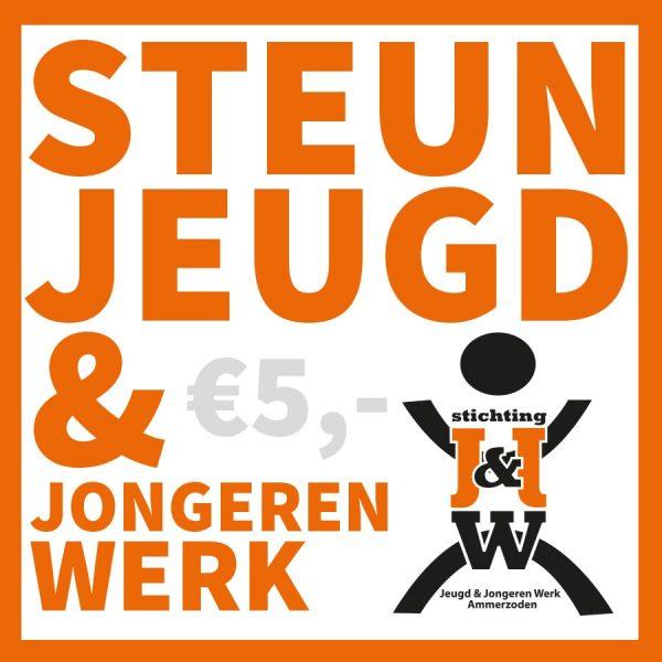 Steun JJW Ammerzoden met @5,-